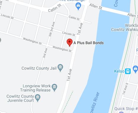 A Plus Bail Bonds Kelso Washington Cowlitz