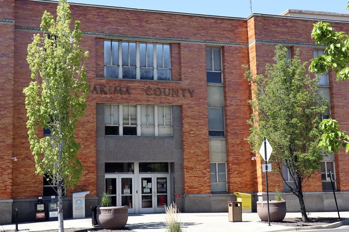 Yakima County Court House