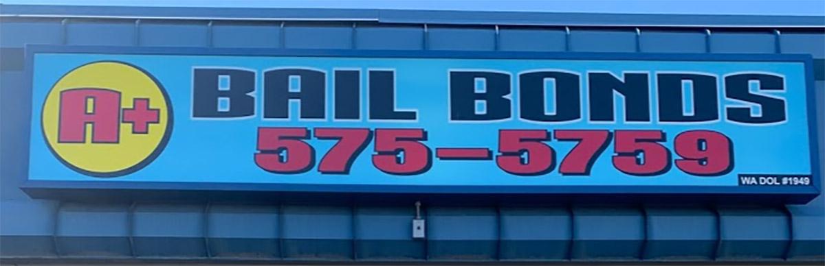 a plus bail sign in yakima washington